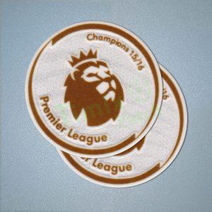 Premier League 2016/17/18 Football Shirt Badge Player Size