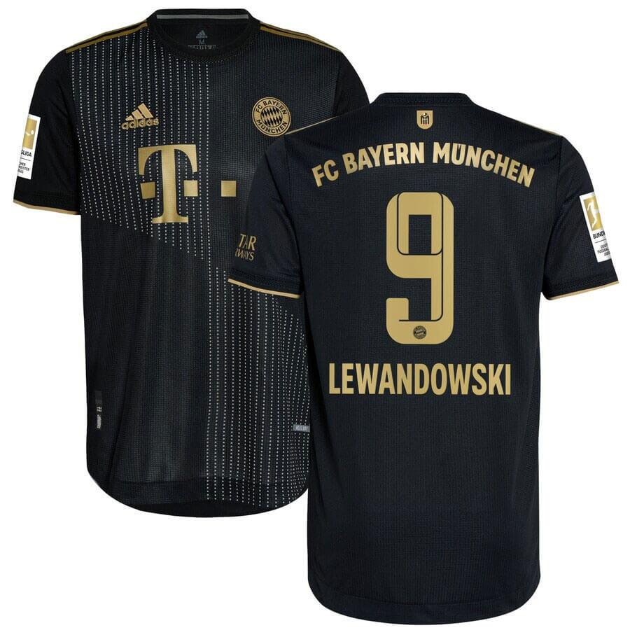 FC Bayern 21-22 Away kits