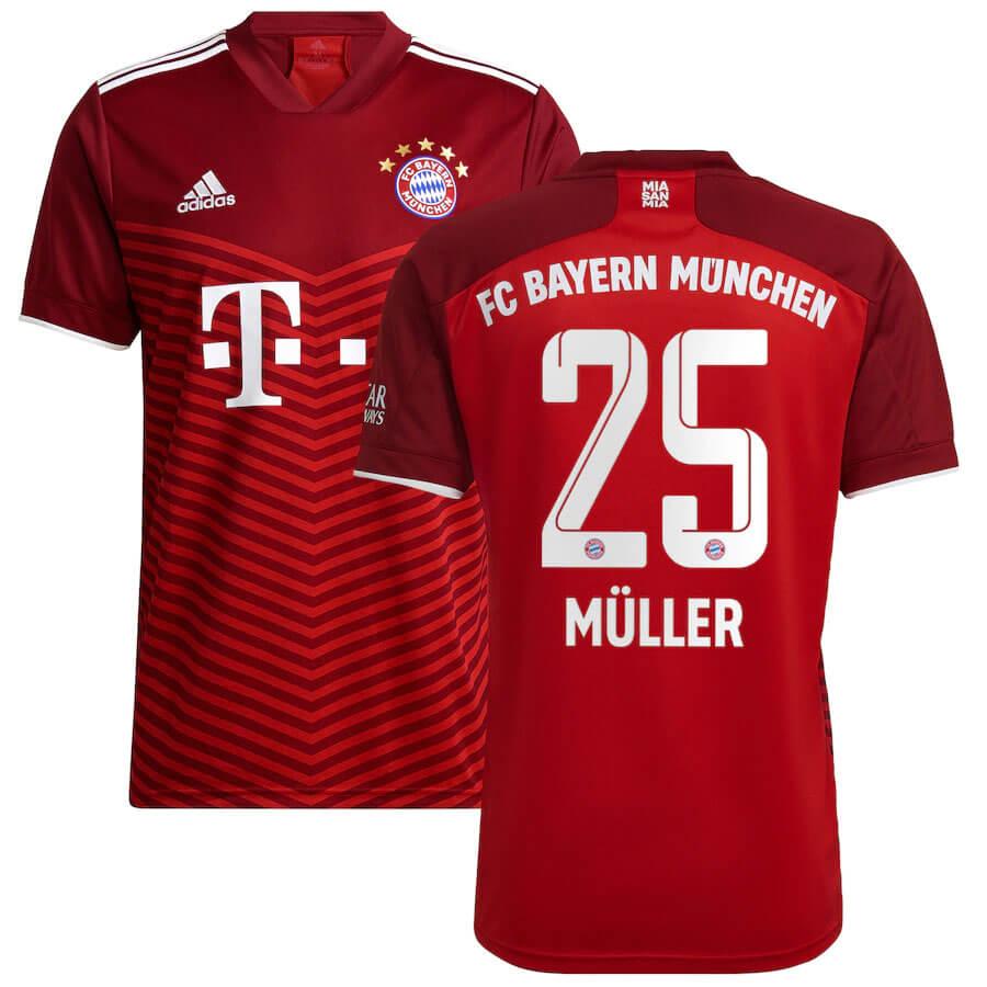 FC Bayern 21-22 Home kits