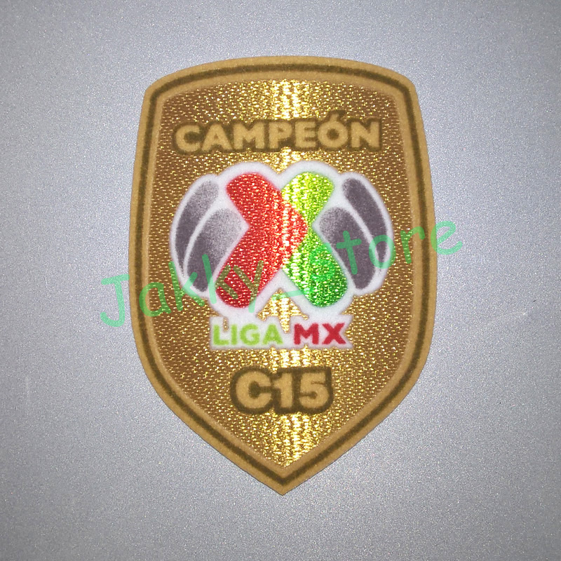 BRAND NEW CLUB TIJUANA XOLOS Iron-On Soccer Patch //Football Flock Badges
